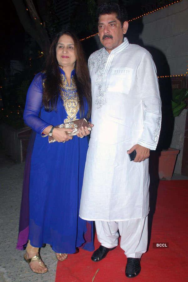 Bappi Lahiri's wedding anniversary