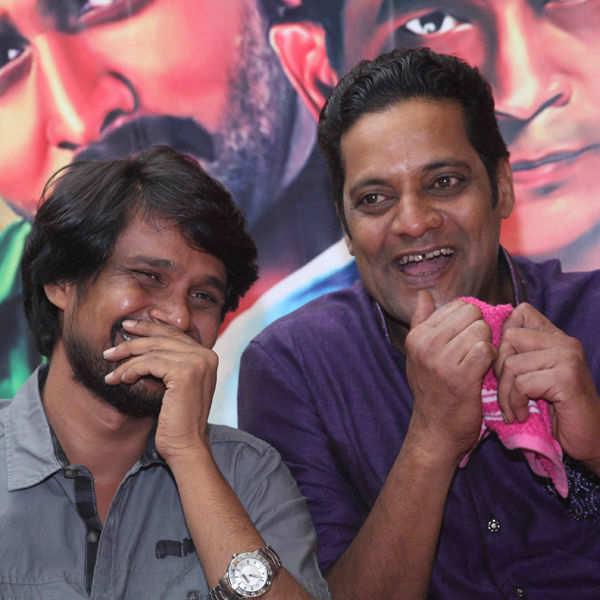 Abhinetri: Press Meet