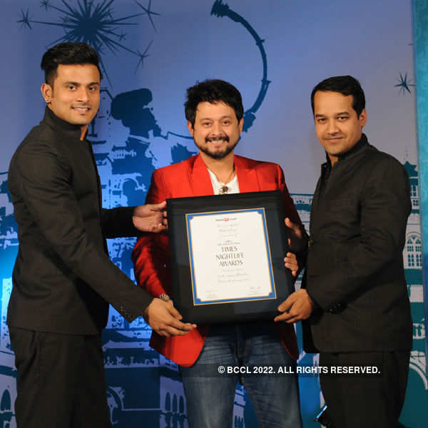 Times Nightlife Awards '15 - Winners: Pune