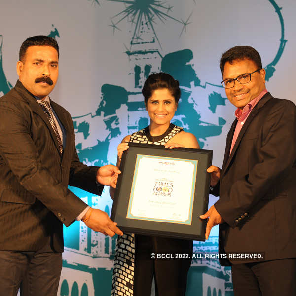 Times Food Guide Awards '15 - Winners: Pune