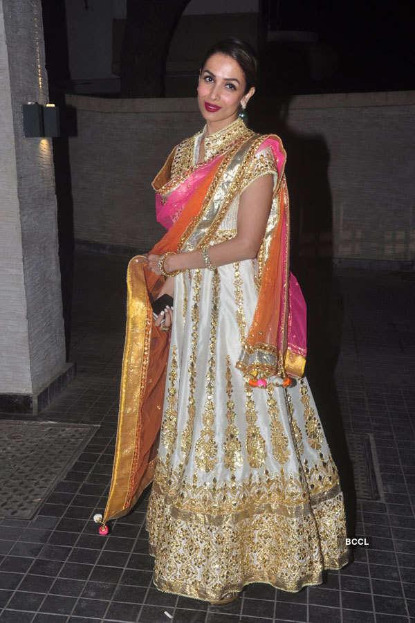 Soha, Kunal Khemu's Wedding Reception