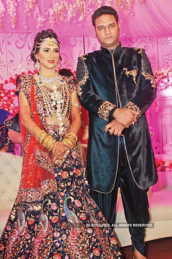 A grand wedding ceremony