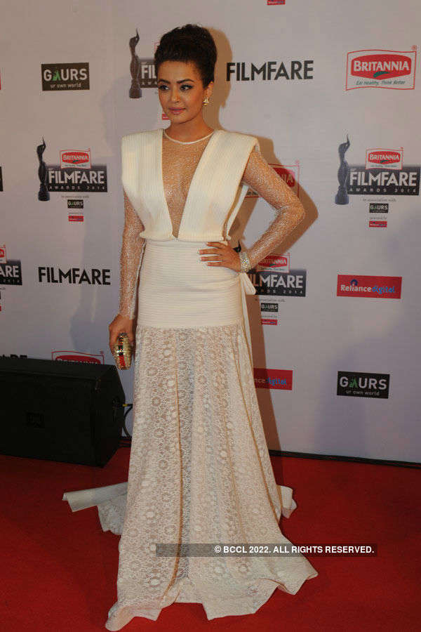 60th Britannia Filmfare Awards: Red Carpet