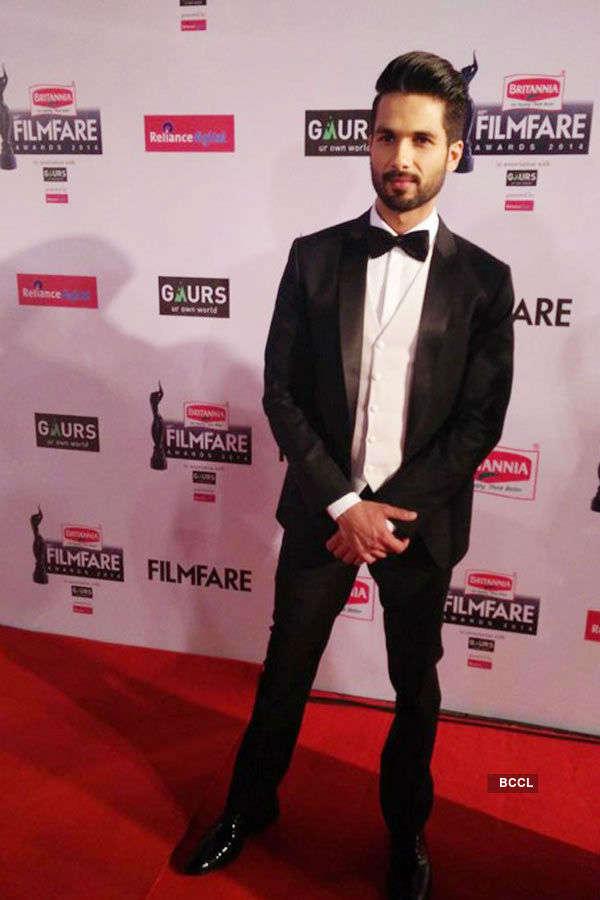 60th Britannia Filmfare Awards: Handsome Hunks