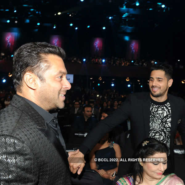 60th Britannia Filmfare Awards: Starry Night