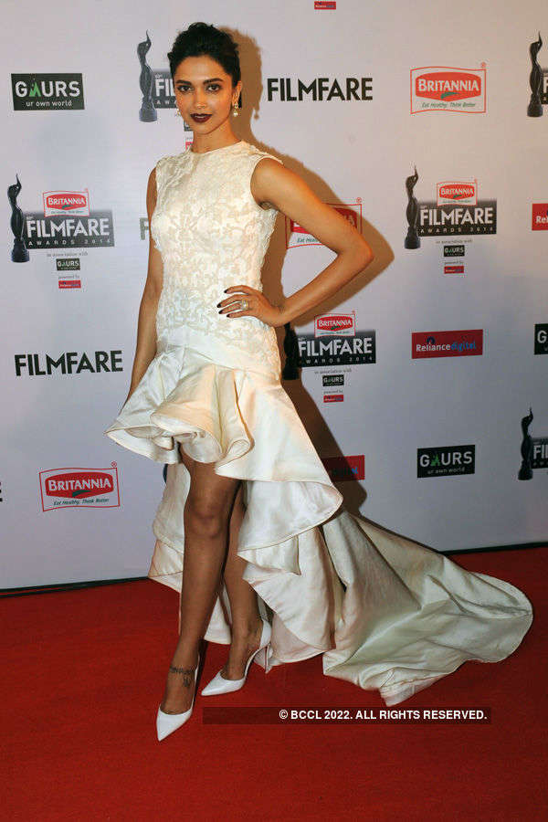 60th Britannia Filmfare Awards: Divas in Gowns