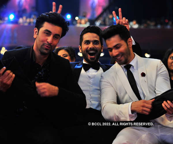 60th Britannia Filmfare Awards: Best Shots