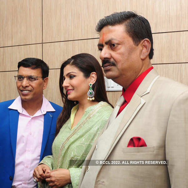 Raveena Tandon @ Store launch