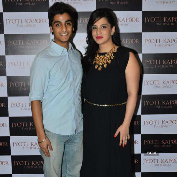 Jyoti Kapoor's collection preview