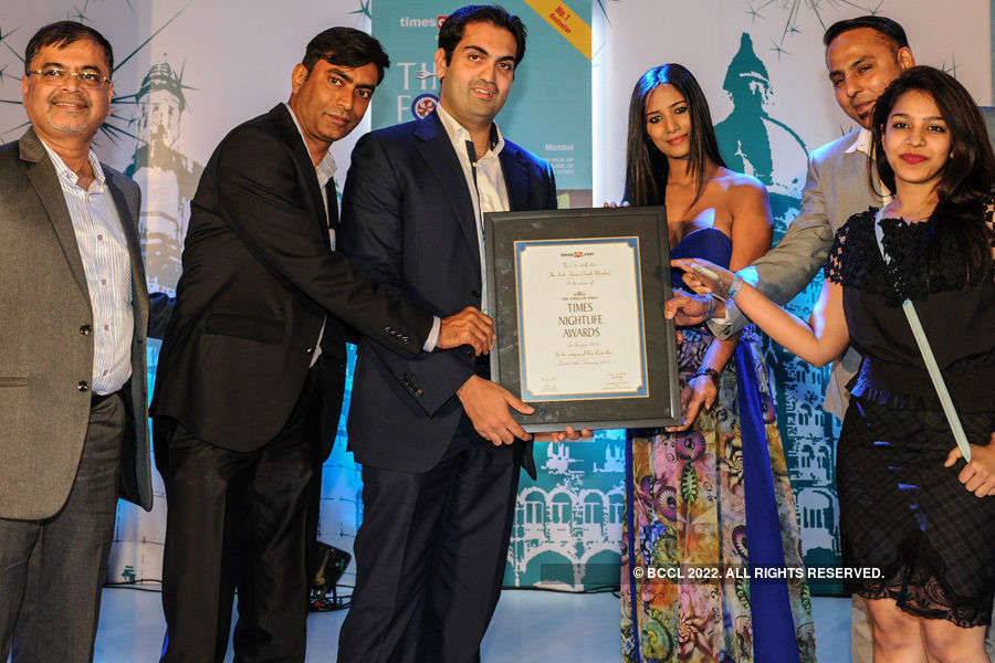 Times Nightlife Awards '15 - Winners: Mumbai