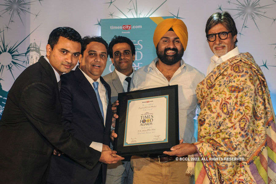 Times Food Guide Awards '15 - Winners: Mumbai