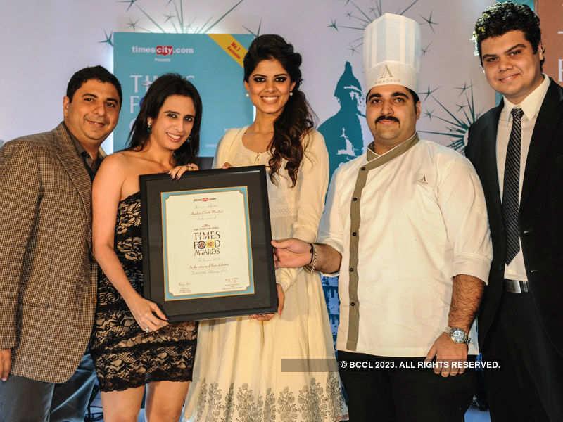 Times Food Guide Awards '15 - Winners: Mumbai