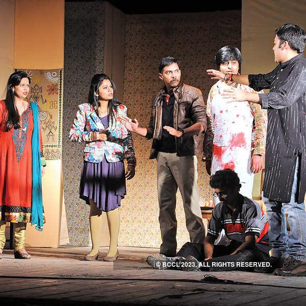 Horn Ok Please: A play