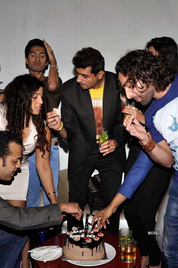 Celebs @ Pritam Singh's party