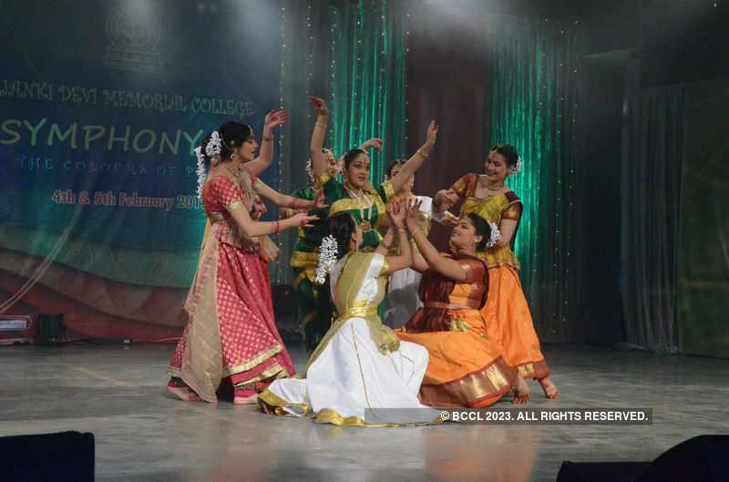 Janki Devi Memorial College Fest