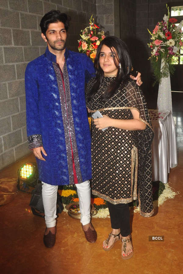Rahul @ Aditi's wedding ceremony