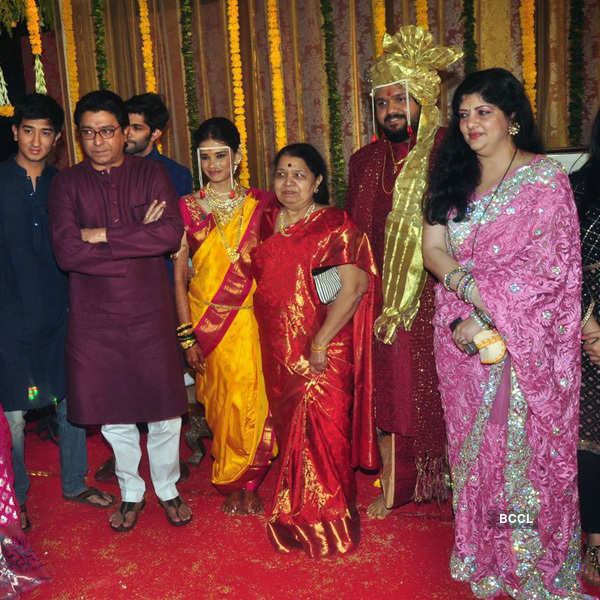 Rahul @ Aditi's wedding ceremony