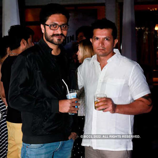 Celebs at Ice sun-downer in Bengaluru