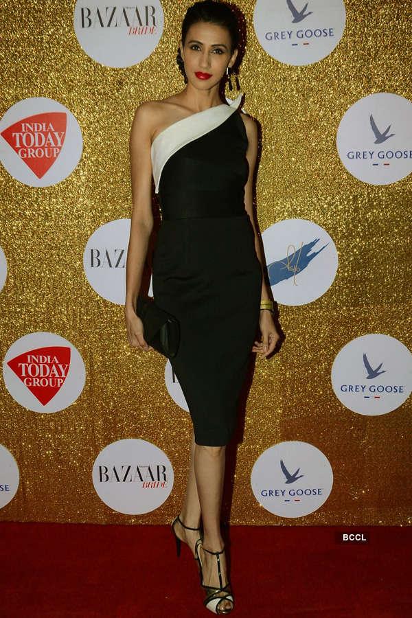 Harper's Bazaar Bride anniversary party