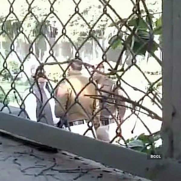 Christian school vandalized in south Delhi