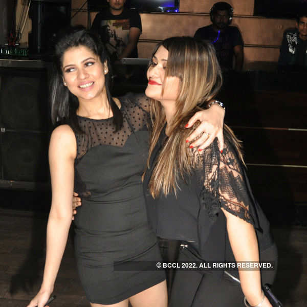 Paayel's birthday party