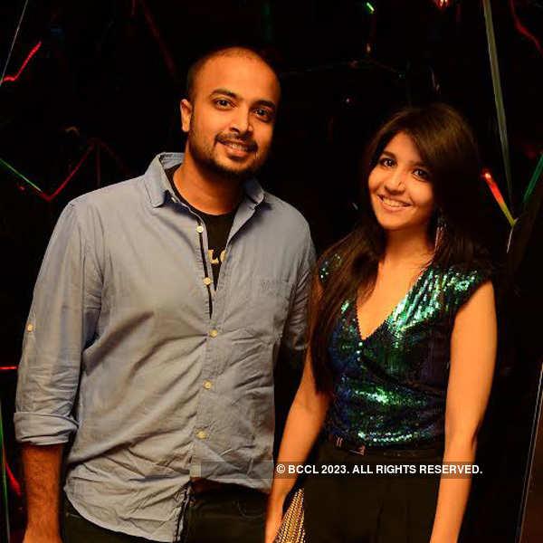 Dancing the night away at Kismet pub in Hyderabad