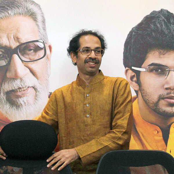 Backing Bihar CM a 'sin', Sena tells BJP
