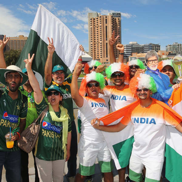 World Cup 2015: Moments from India vs Pakistan, Adelaide