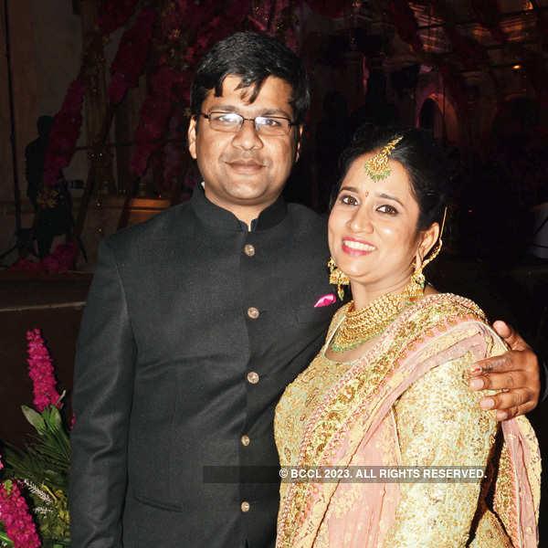 Europe-themed wedding of Aapurti and Akshay Jain