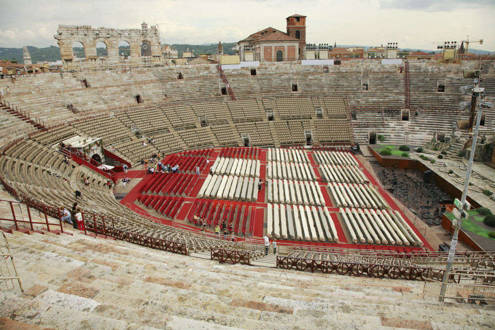 Verona Arena in Rome | Times of India Travel