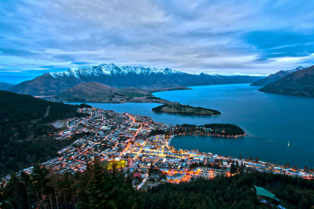 Amex Queenstown Winter Festival Times Of India Travel