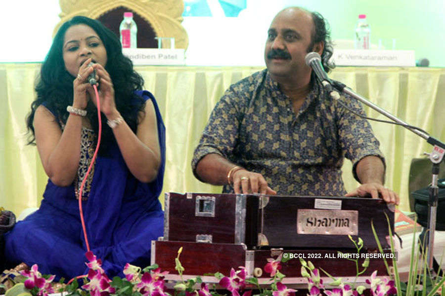 Ghazal evening in Ahmedabad