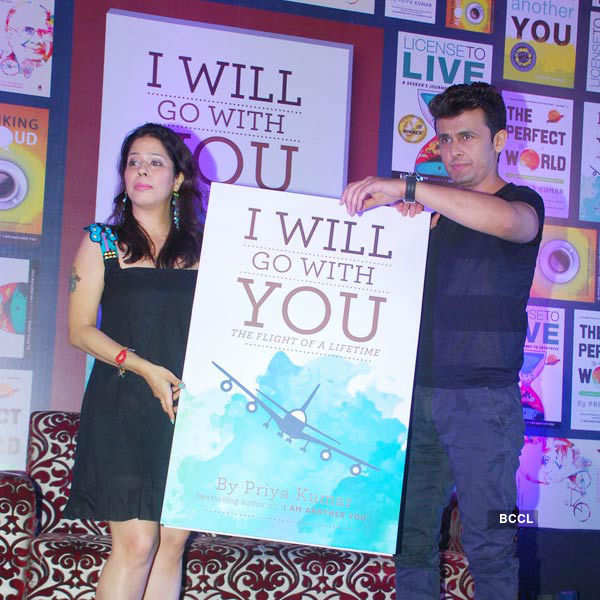 'I Will Go With You': Book launch