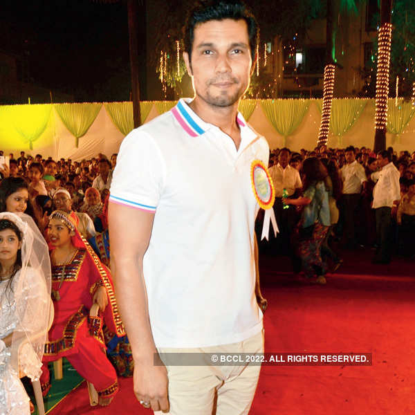 Celebs @ School's annual day