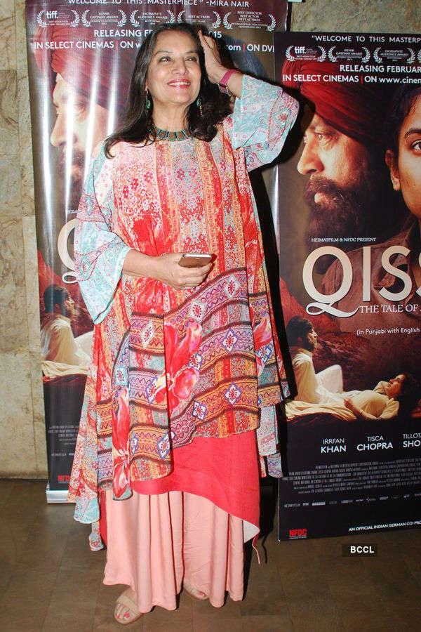 Qissa: Screening
