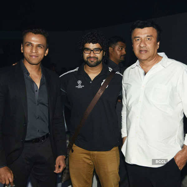 Celebs at BMW i8 launch party