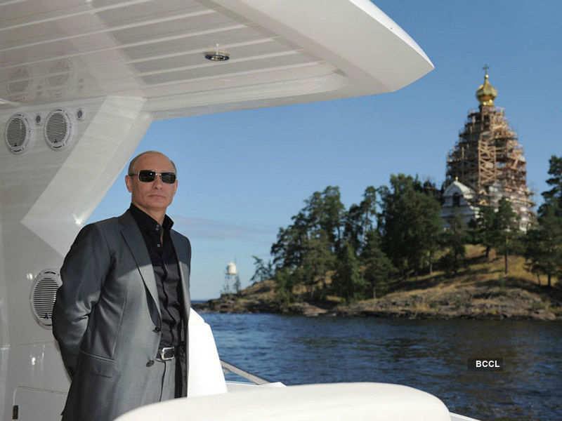 The World's Richest Politicians