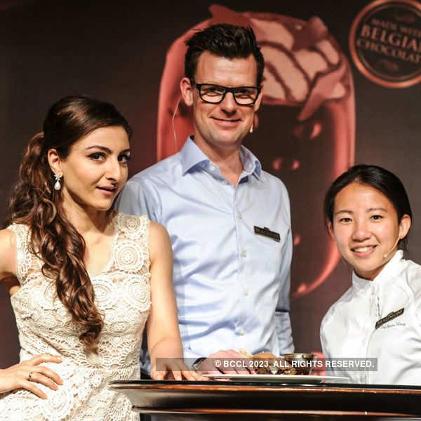 Celebs @ Magnum's new flavour launch