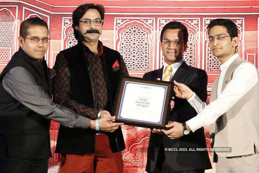 Times Nightlife Awards '15 - Winners: Jaipur