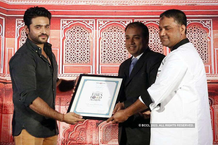 Times Food Guide Awards '15 - Winners: Jaipur