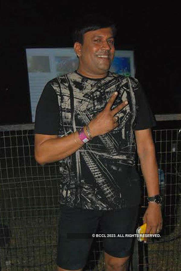 Music festival in Kochi