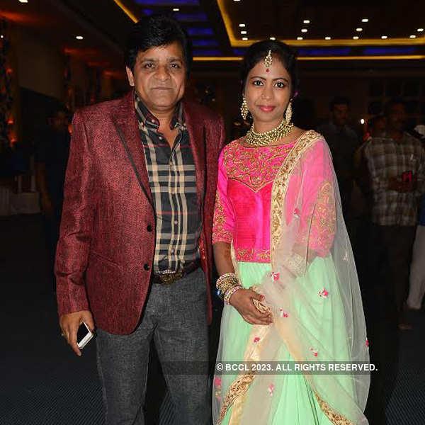 Khayyum and Arshiya's wedding reception