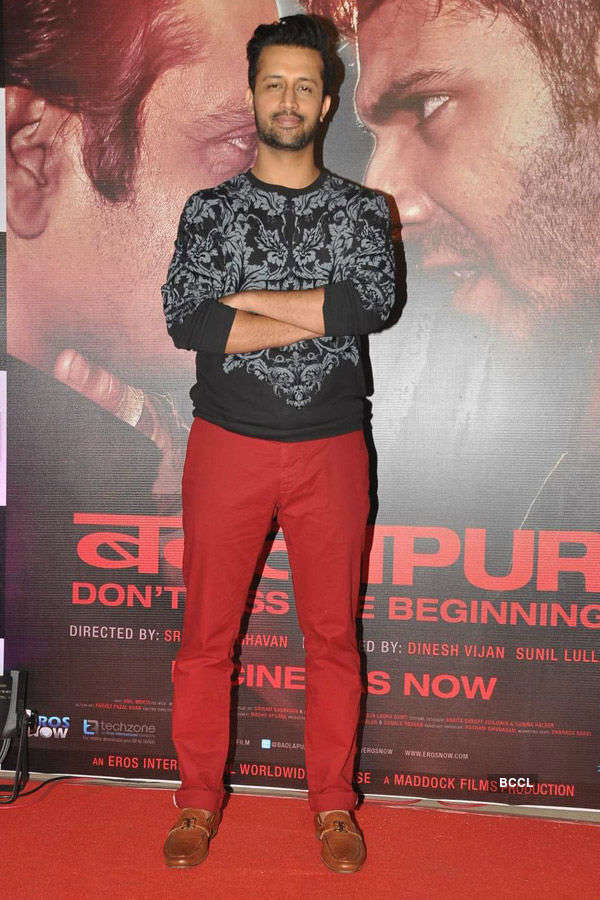 Badlapur: Success Party