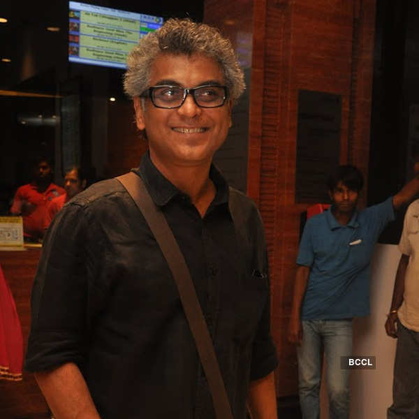 Celebs at Open Tee Bioscope's party