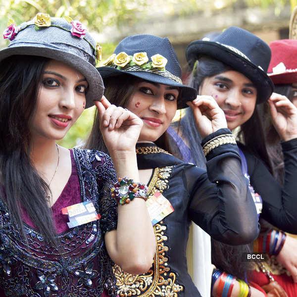 Nutan College's annual cultural event