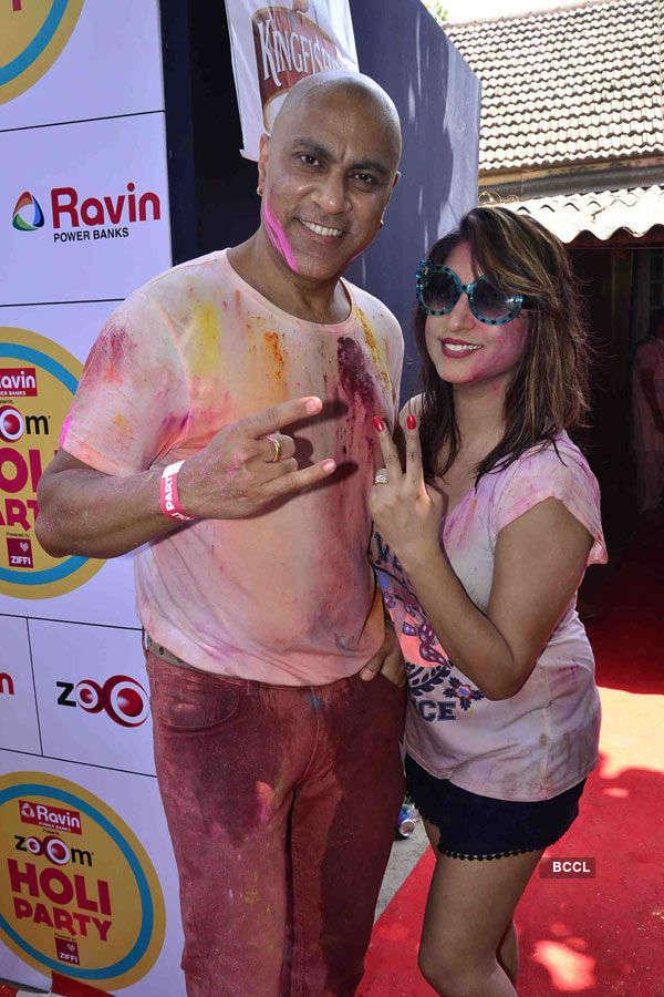 Zoom Holi Party 2015