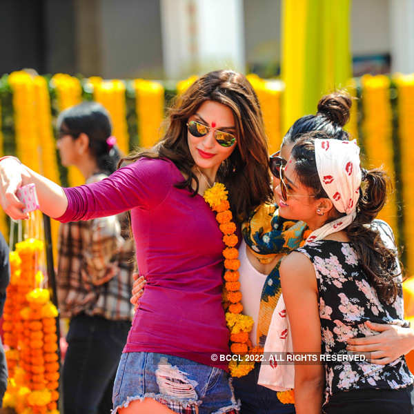 Vineet Jain's Holi Party '15