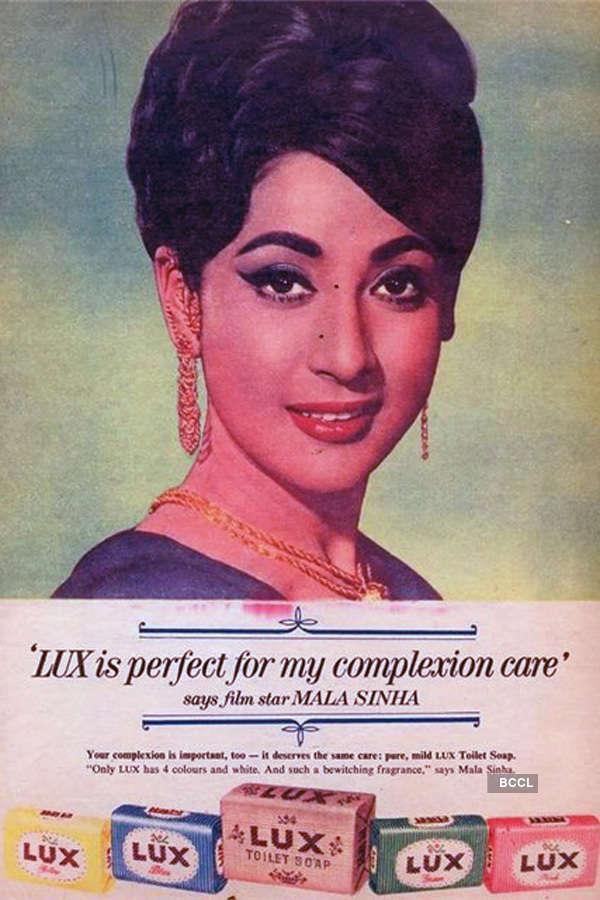 Vintage ads with B'wood stars!