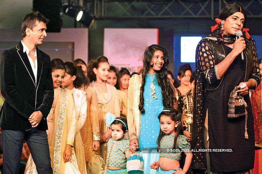 India Kids Fashion Week 2015