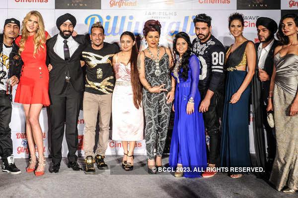 Dilliwali Zaalim Girlfriend: Music launch